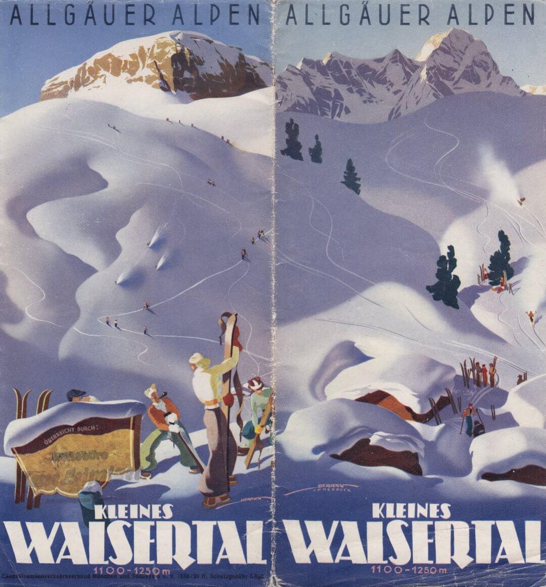 Allgauer Alpen Kleines Walserstal