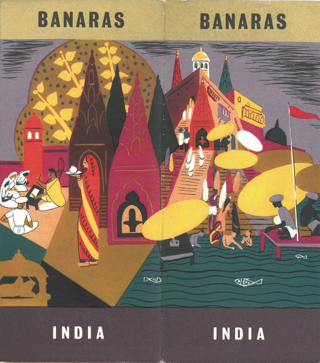 Banaras, India