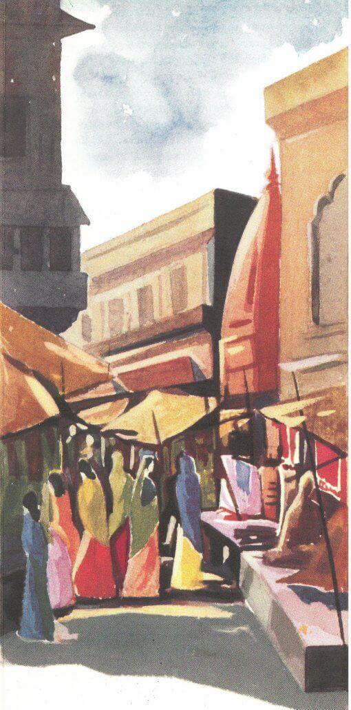 Banaras Streets