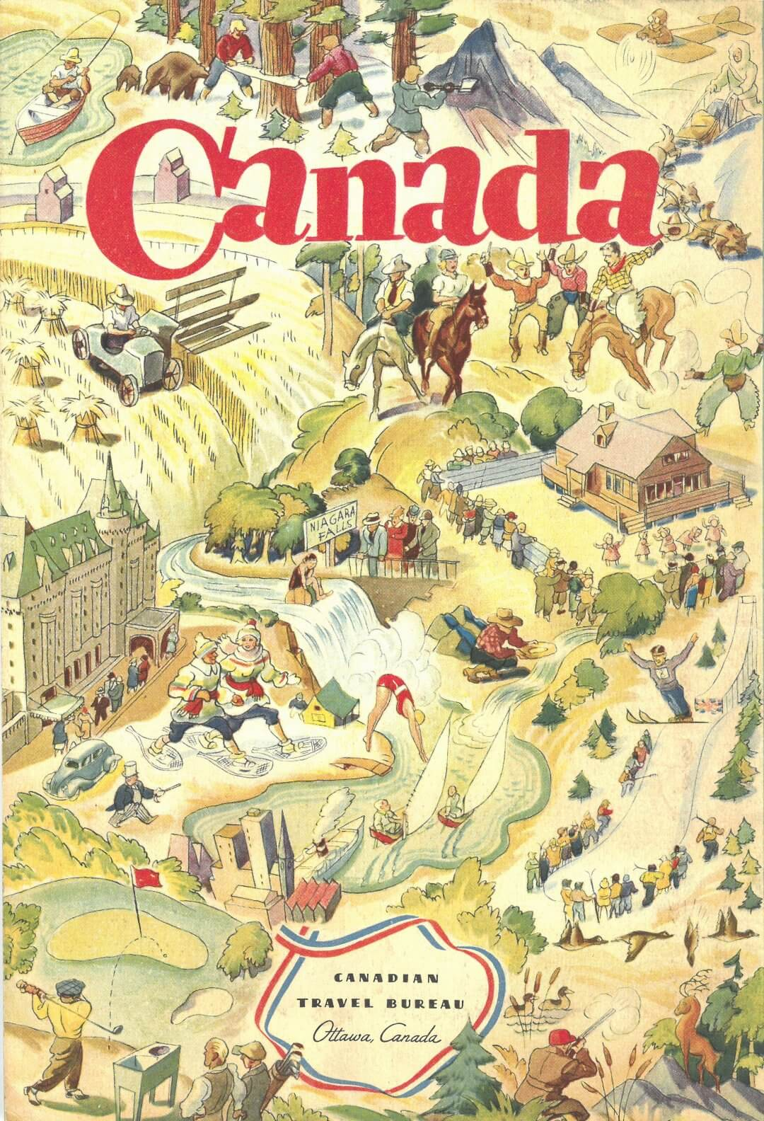 Canada invites you dos