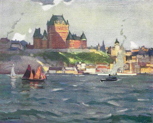 Château Frontenac, Quebec City,Canada