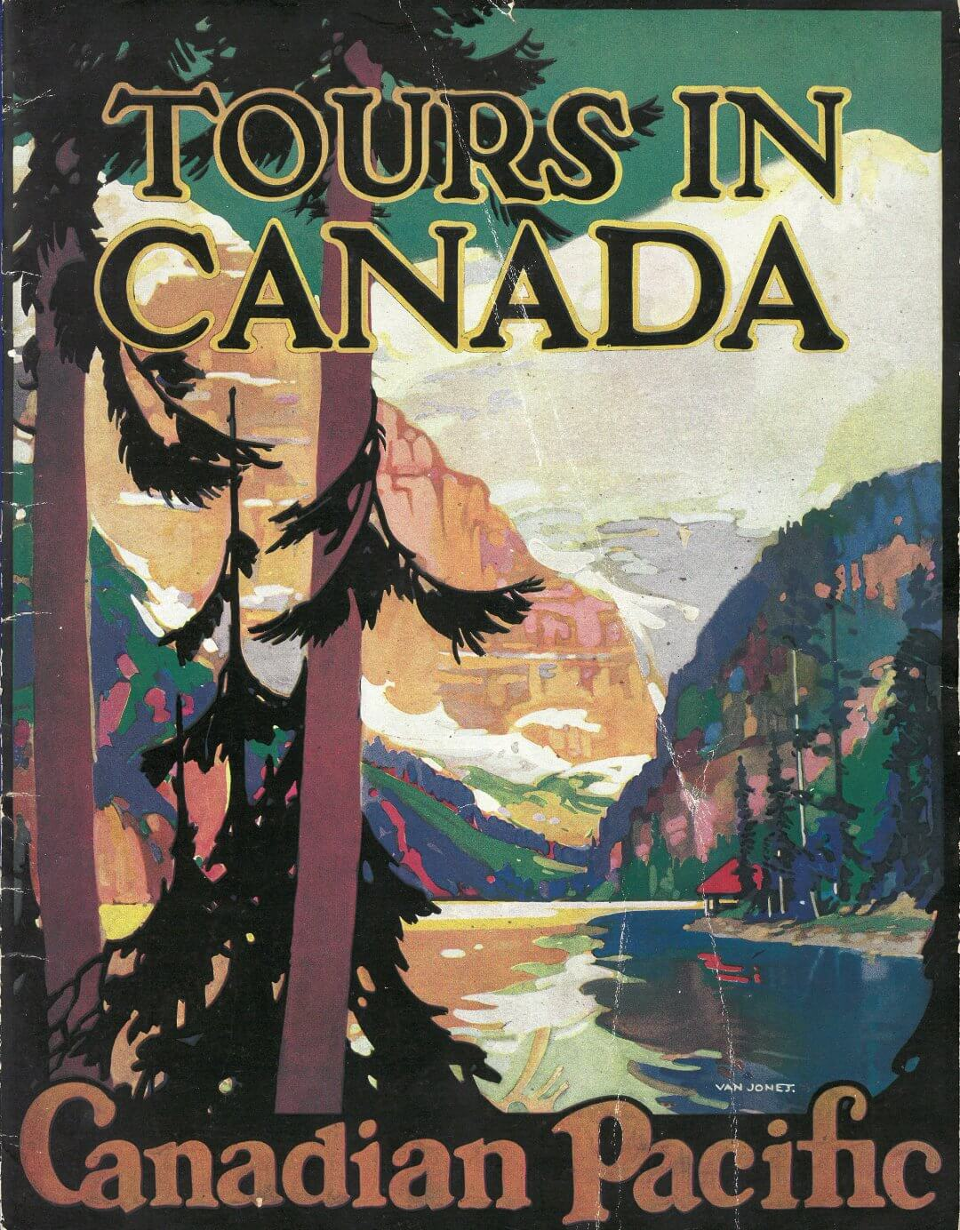Tours in Canada by Canadian Pacific