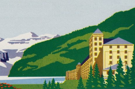 Canadian Pacific hotels: Lake Louise, Quebec & Victoria