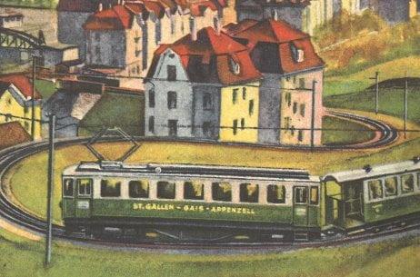 St-Gall-Gais-Appenzell