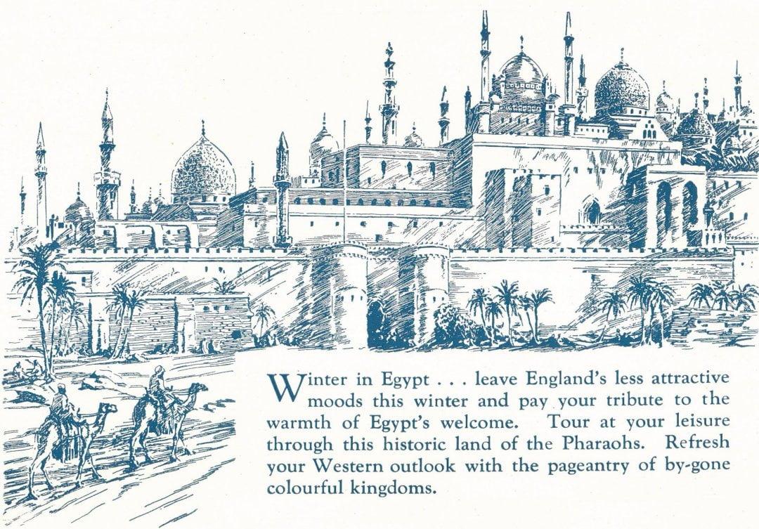WInter in Egypt