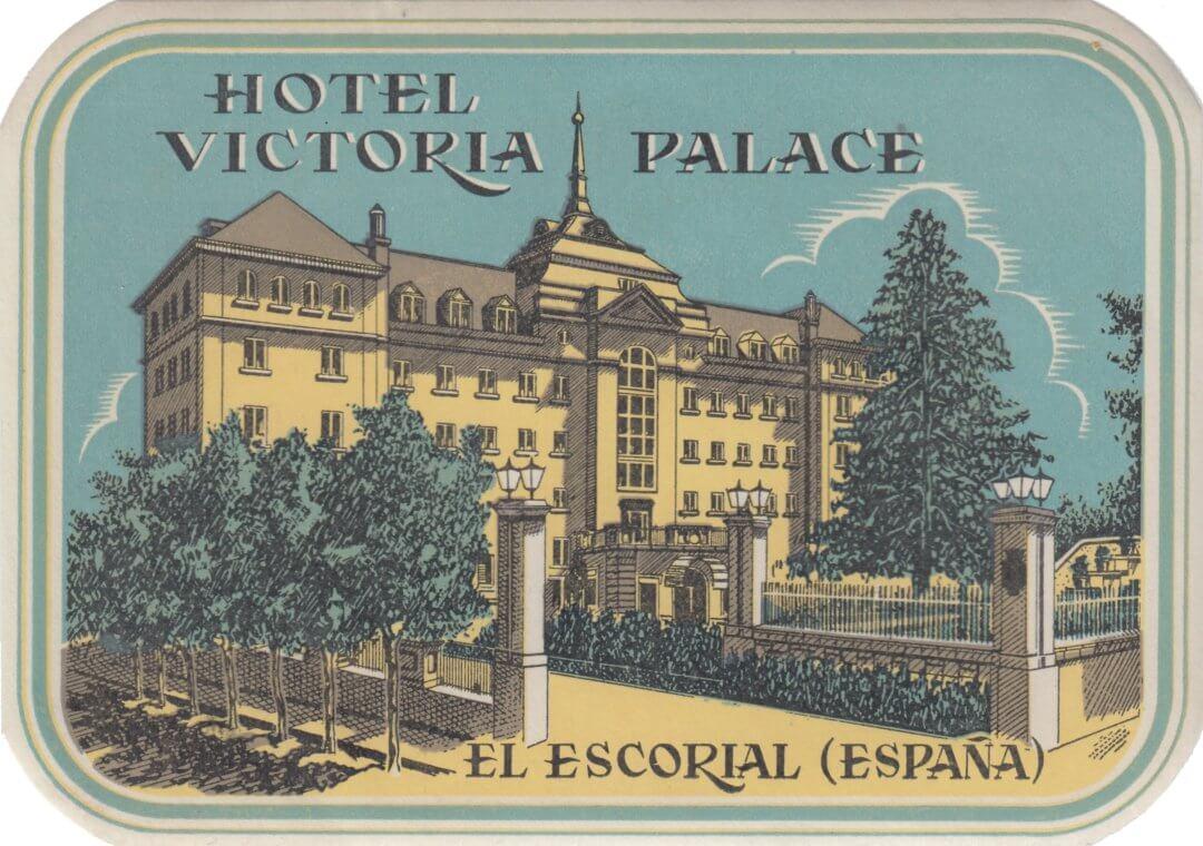 El Escorial - Hotel Victoria Palace
