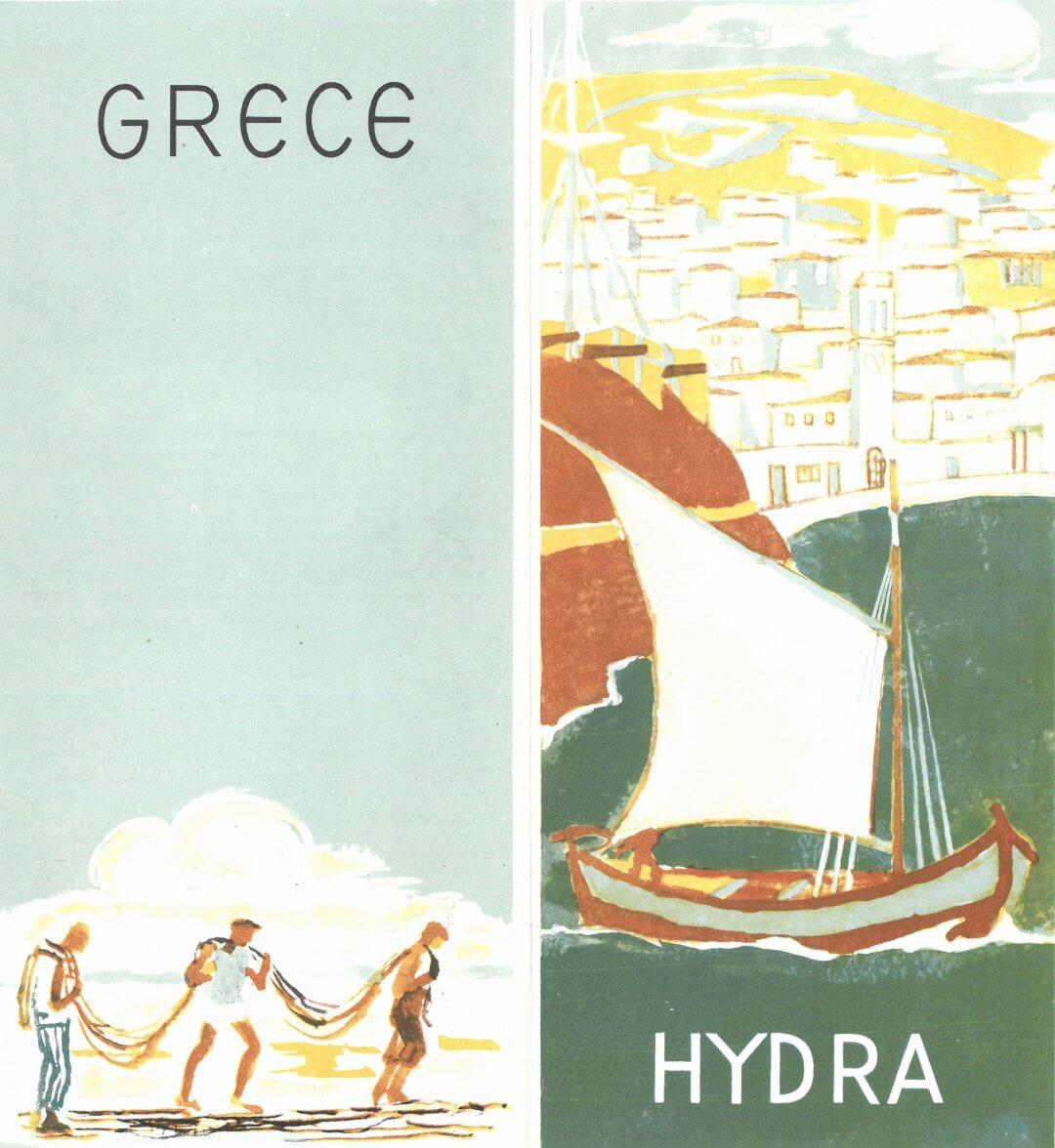 Hydra Greece