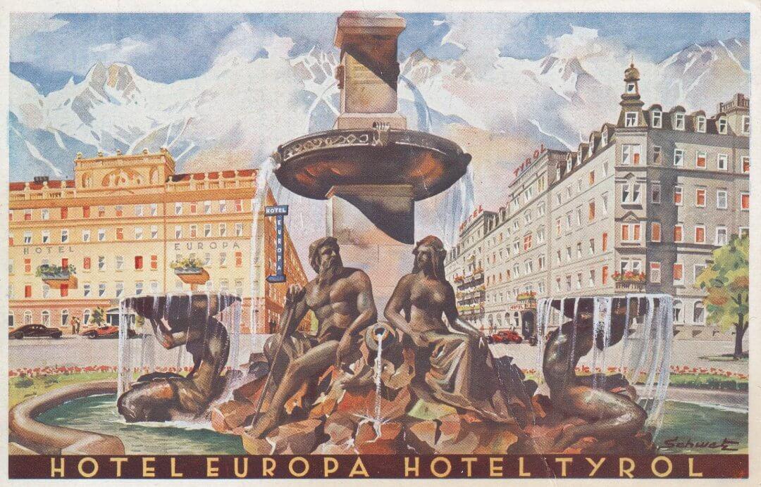 Innsbruck - Hotel Europa Hotel Tyrol