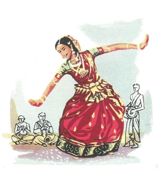 Madras Mahabalipuram Folklore