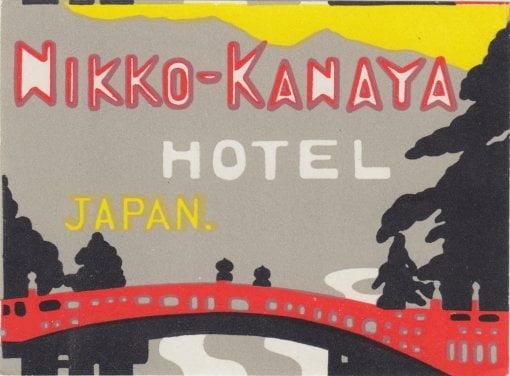 Nikko - Kanaya Hotel