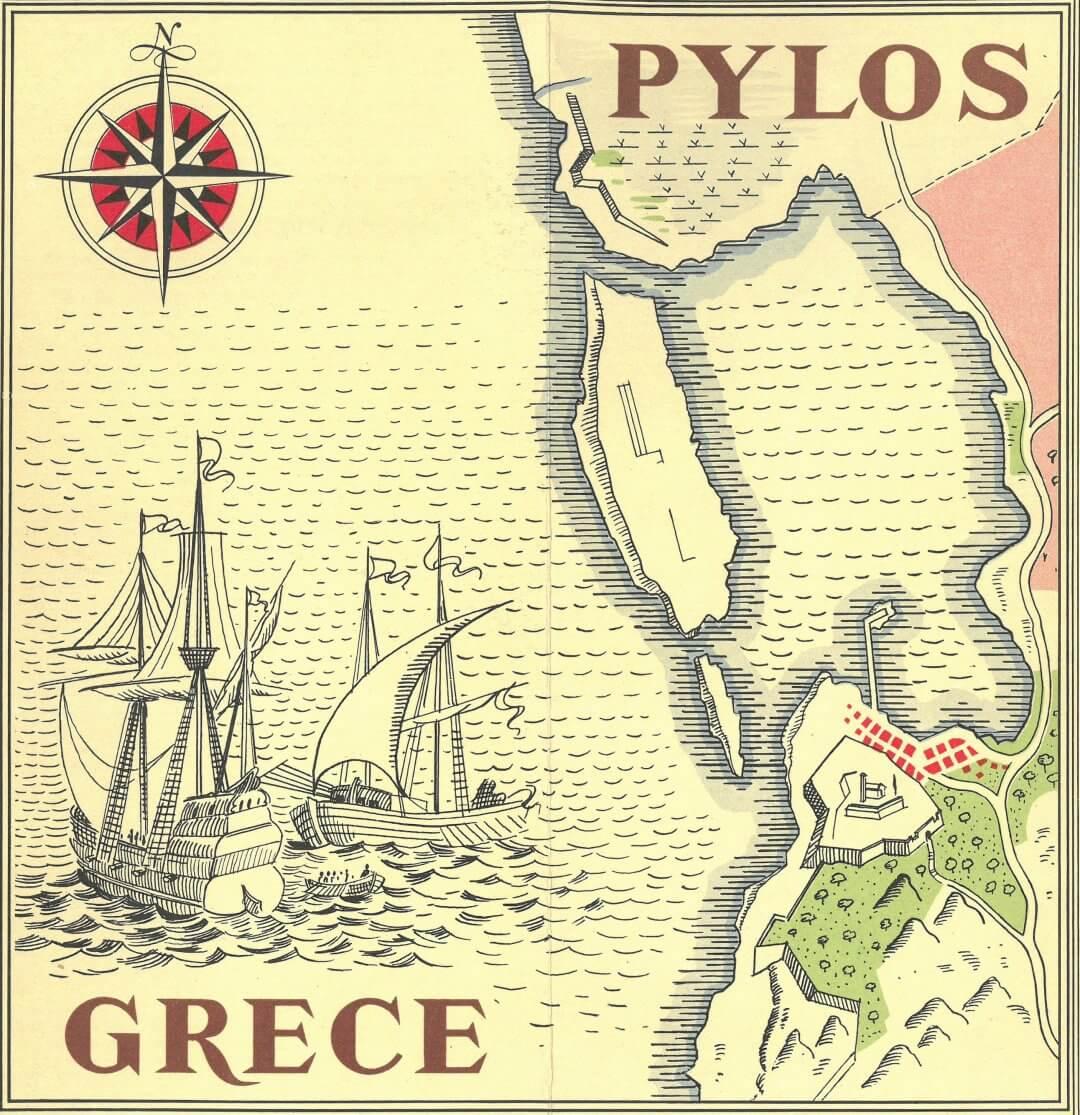 Pylos Greece