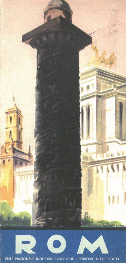 Rome, Trajan, Italy