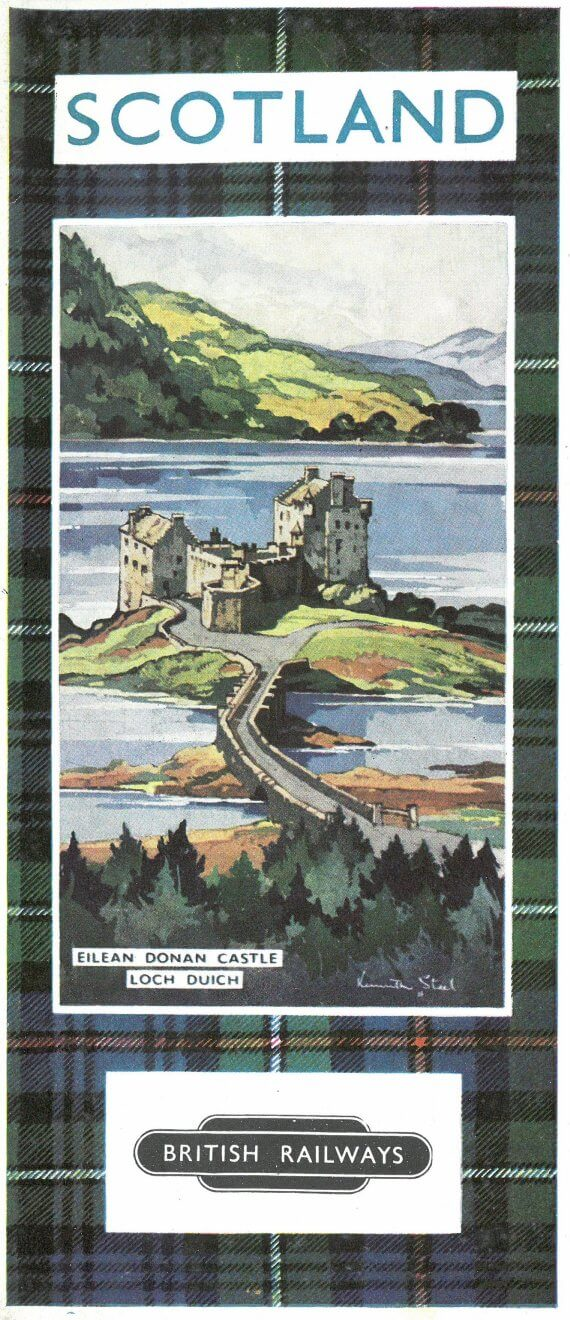 Scotland by British Railways