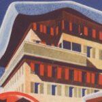 St Anton, Schwarzer Adler Hotel & Post Hotel