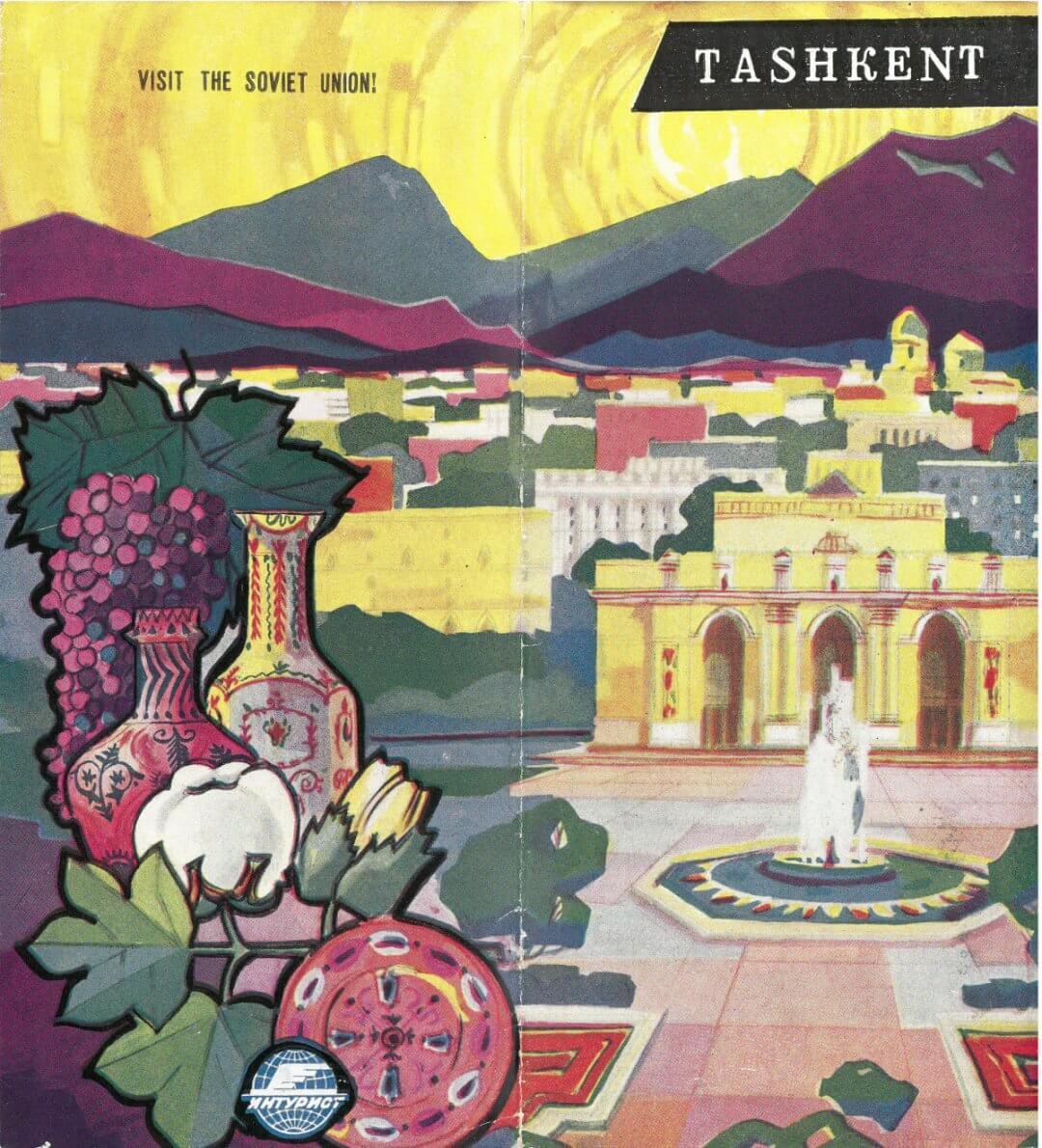 Tashkent, Uzbekistan, Former Soviet Union
