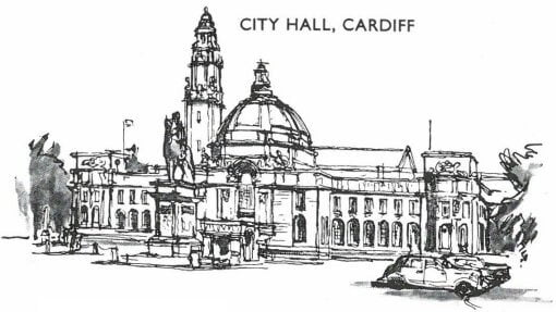 Wales BR Cardiff