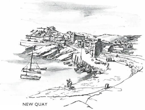 Wales BR New Quay