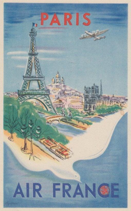 Paris by Air France