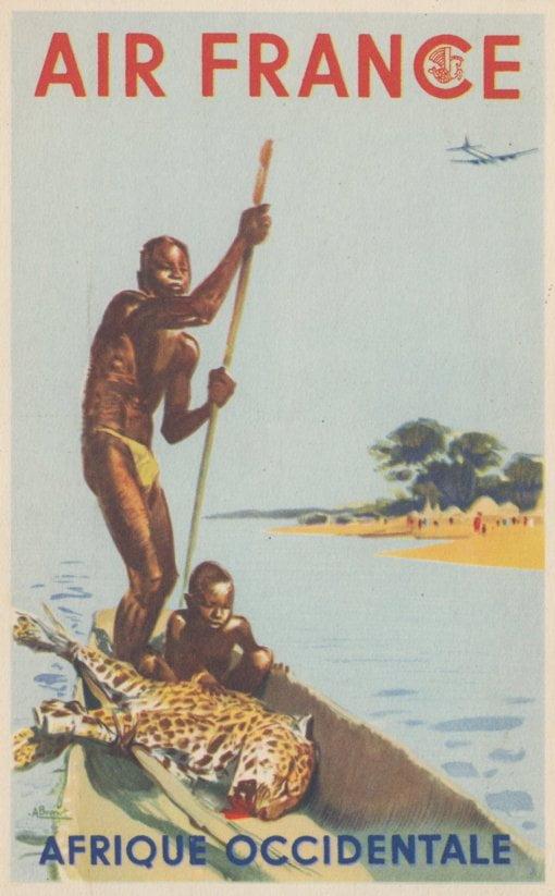 Western Africa by Air Frrance