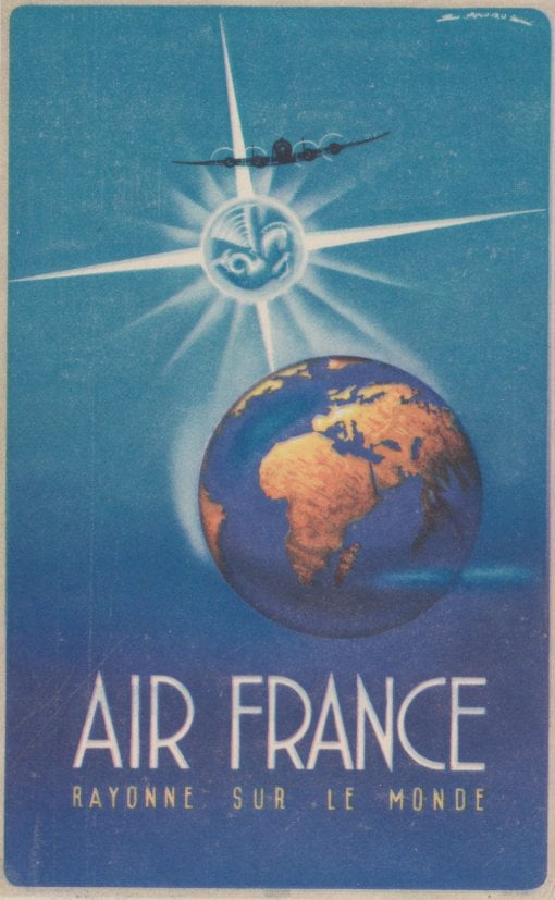 Air France in the World