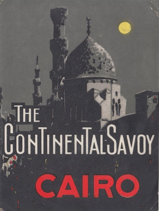 Cairo Continental Savoy