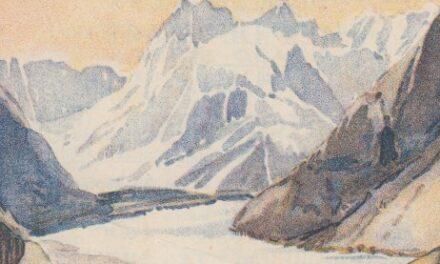 Chamonix Montenvers railroad