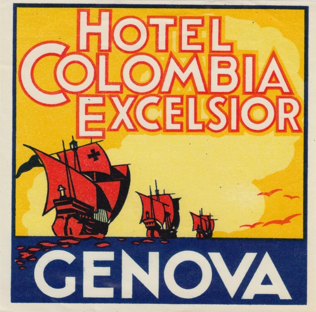 Genoa Columbia Excelsior