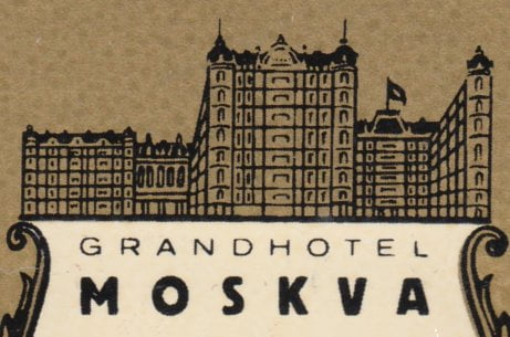 Grand Hotel Moskva (Pupp), Karlovy Vary