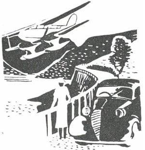 Loen Nordfjord by Plane & Car