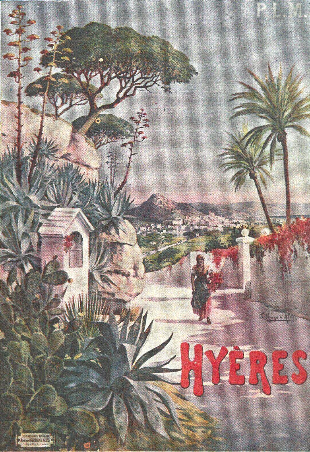 Hyères by Hugo d'Alesi