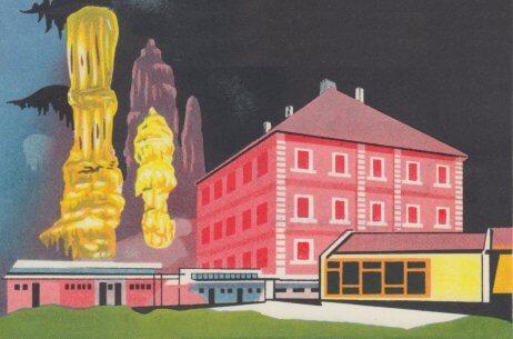 Hotel Javornik, Postojna