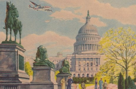 Along the way of TWA… Washington DC