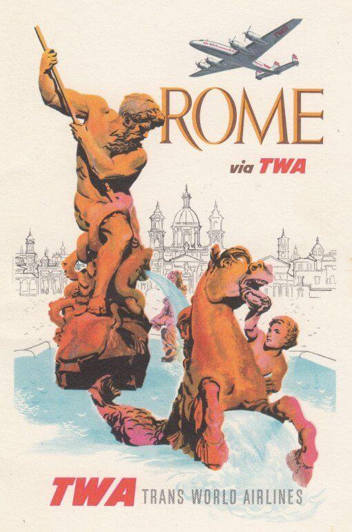 TWA Rome