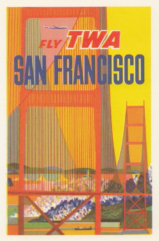 TWA San Francisco
