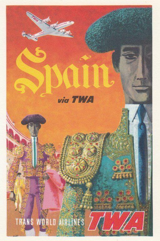TWA Spain