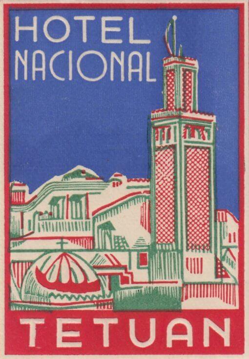 Tetouan Hotel Nacional
