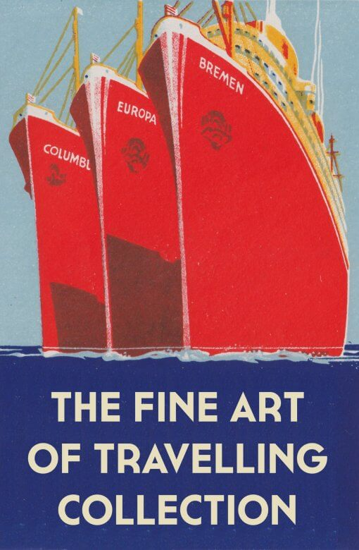 The Fine Art of Travelling Collection
